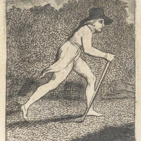 the traveller hasteth in the evening - William Blake