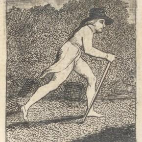 the traveller hasteth in the evening - William Blake