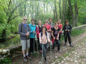 Marche nordique mercredi TOBLERONNES @ Échenevex | Auvergne-Rhône-Alpes | France